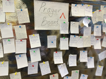 Prayer Board UMC 2014